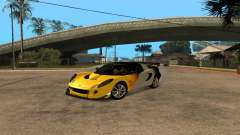 Lotus Elise 111s Tunable for GTA San Andreas