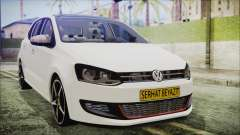 Volkswagen Polo 1.2 TSI for GTA San Andreas