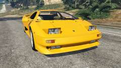 Lamborghini Diablo Viscous Traction 1994 for GTA 5