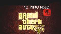 No intro video Script Beta for GTA 5
