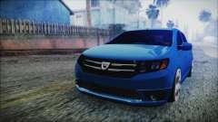 Dacia Logan 2015 for GTA San Andreas
