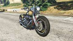 Harley-Davidson Knucklehead Bobber for GTA 5