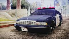Chevrolet Caprice Station Wagon 1993-1996 LSPD