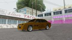 VAZ 21099 Tuning Russian Taxi