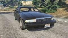 Chevrolet Caprice 1991 v1.2