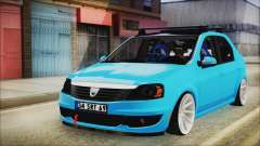 Dacia Logan Cadde Style for GTA San Andreas