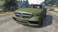 Mercedes-Benz CLS 63 AMG 2015 for GTA 5
