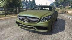 Mercedes-Benz CLS 63 AMG 2015