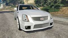 Cadillac CTS-V 2009 for GTA 5