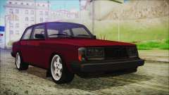 Volvo Turbo 242 Evolution Turbo 1983 for GTA San Andreas