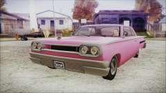 GTA 5 Declasse Clean Voodoo for GTA San Andreas