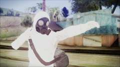 GTA 5 Online The Heist Gasmask Yellow