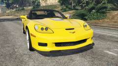 Chevrolet Corvette ZR1 for GTA 5
