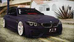 BMW M4 Stance 2014 for GTA San Andreas