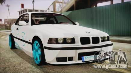 BMW M3 E36 Frozen for GTA San Andreas