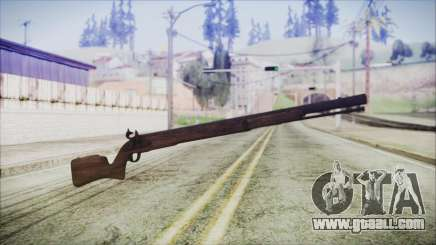 GTA 5 Musket v3 - Misterix 4 Weapons for GTA San Andreas
