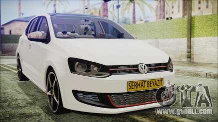 Volkswagen Polo 1.2 TSI for GTA San Andreas