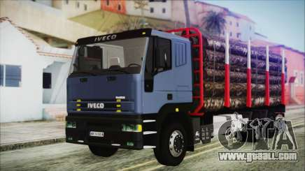 Iveco EuroTech Forest for GTA San Andreas