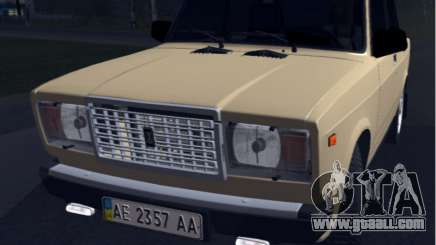 Ваз 21074 Beige Beauty for GTA San Andreas