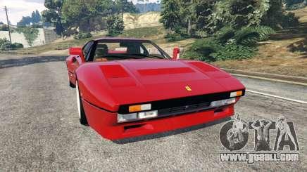 Ferrari 288 GTO 1984 for GTA 5