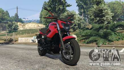 Yamaha XJ6 for GTA 5