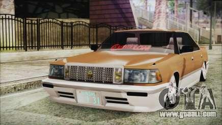 Toyota Crown VIP for GTA San Andreas