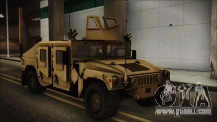 HMMWV Patriot for GTA San Andreas