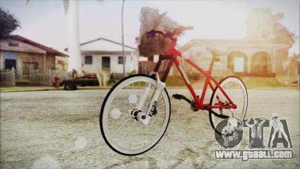 Scorcher Racer Bike for GTA San Andreas