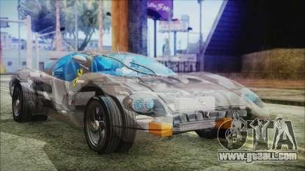 Ferrari P7 for GTA San Andreas