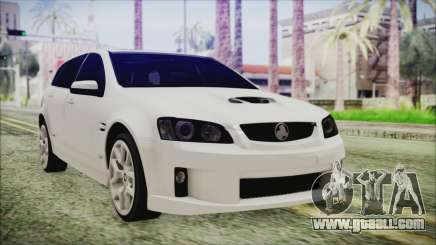 Holden Commodore VE Sportwagon 2012 for GTA San Andreas