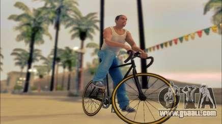 GTA V Fixter for GTA San Andreas