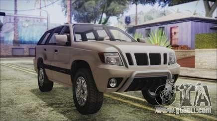 GTA 5 Canis Seminole IVF for GTA San Andreas