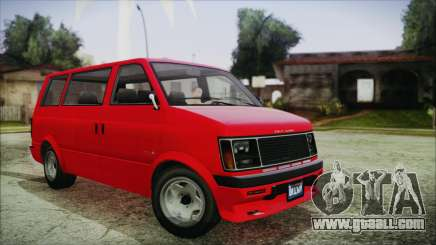 GTA 5 Declasse Moonbeam IVF for GTA San Andreas