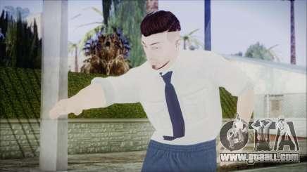 GTA Online Skin 38 for GTA San Andreas
