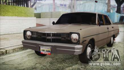 Dodge Dart 1975 for GTA San Andreas