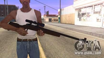 Remington 700 HD for GTA San Andreas