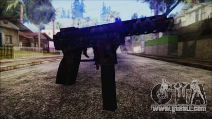 TEC-9 Search and Rescue for GTA San Andreas