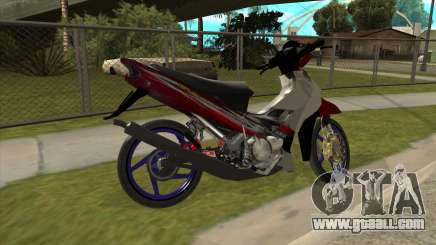 Yamaha 125z for GTA San Andreas