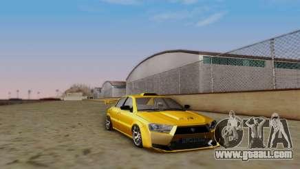 Ikco Dena Full Tuning for GTA San Andreas