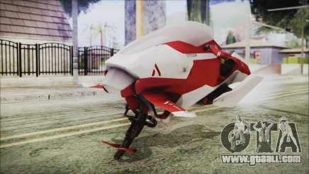 Syndicate Flying Motorcycle for GTA San Andreas