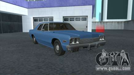 Dodge Monaco V8 7.2L 1974 for GTA San Andreas