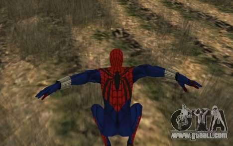Sensational Spider-Man Ben Reilly by Robinosuke for GTA San Andreas fifth screenshot