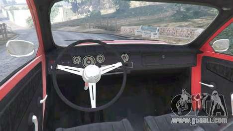 Saab 96 [rally] for GTA 5