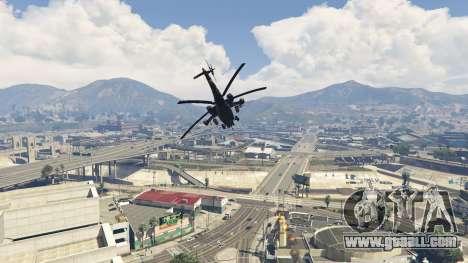 GTA 5 Mi-28 Night hunter seventh screenshot