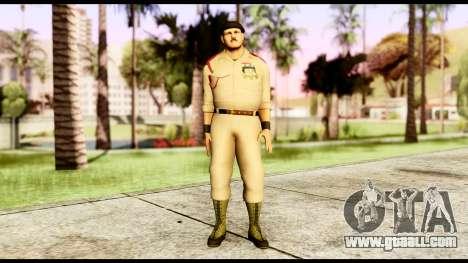 WWE Sgt Slaughter 1 for GTA San Andreas second screenshot