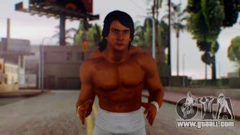 Ricky Steam 1 for GTA San Andreas