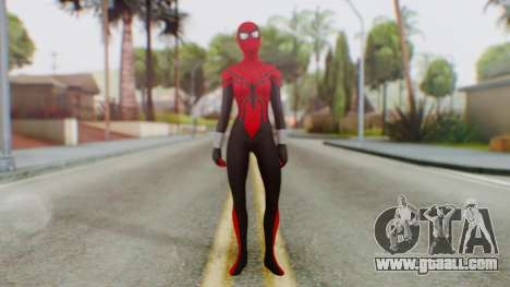 Marvel Heroes Spider-Girl for GTA San Andreas second screenshot