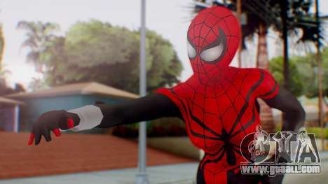 Marvel Heroes Spider-Girl for GTA San Andreas