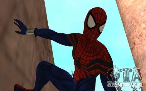 Sensational Spider-Man Ben Reilly by Robinosuke for GTA San Andreas