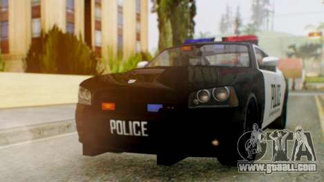 New Police SF for GTA San Andreas